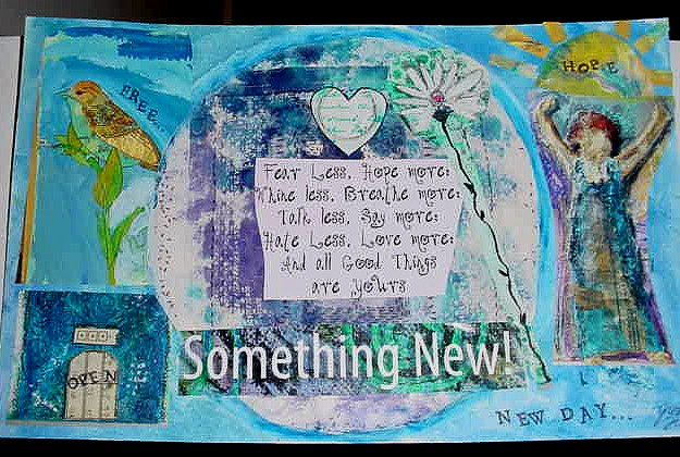 Something New Intention