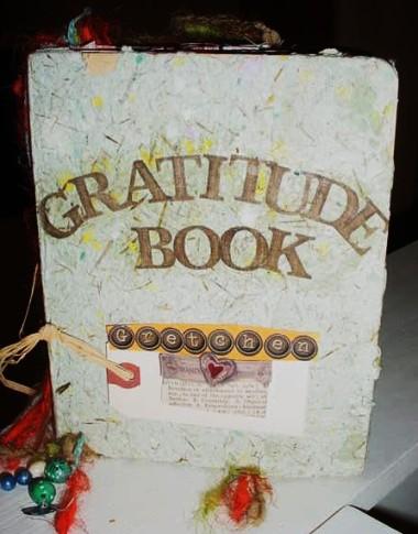 My Gratitude Book