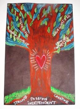 """Me Tree"""