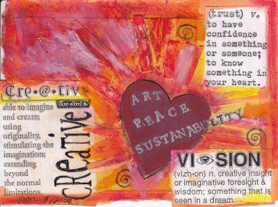 Creativity Trust Vision