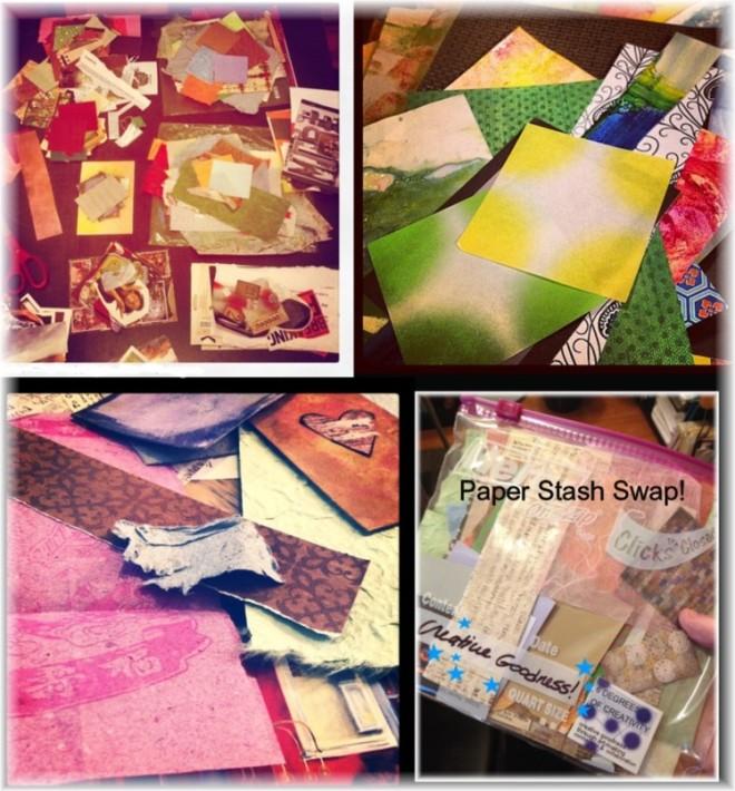 Paper Stash Swap