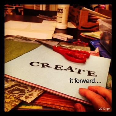 Create It Forward | Creativity in Motion