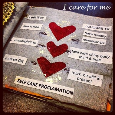 Self Care Proclamation