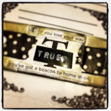my 365 revo'lution: Day194-Trust | creativity in motion