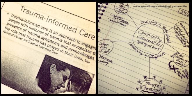 Developing a Trauma Informed Community | 2013 TLC Assembly