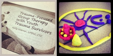 Trauma Focused Group Therapy with Youth Trauma Survivors | 2013 TLC Assembly