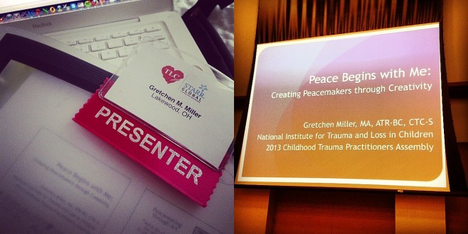 Peace Begins with Me: Creating Peacemakers through Creativity | 2013 TLC Assembly