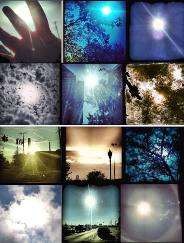 Through a Grateful Lens: Summer Light   creativity in motion
