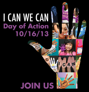 I CAN WE CAN Day of Action | A Window Between Worlds