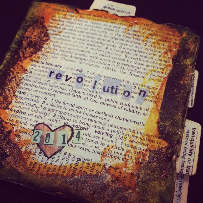 ready for revo'lution [2014] | creativity in motion