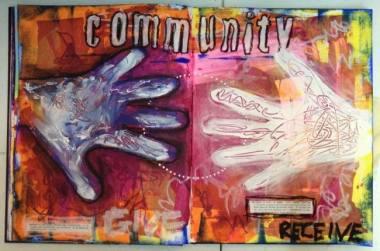Artful Hands & Hearts: Honoring Community   Hali Karla