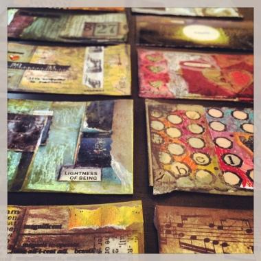 My 3x5 365 Art Adventure ...In Progress... | creativity in motion