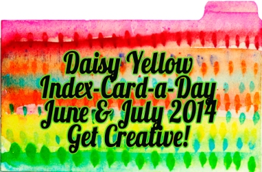 Daisy Yellow ICAD Challenge: Get Creative!