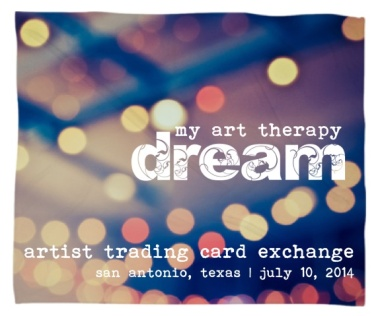 San Antonio Artist Trading Card Swap | creativity in motion