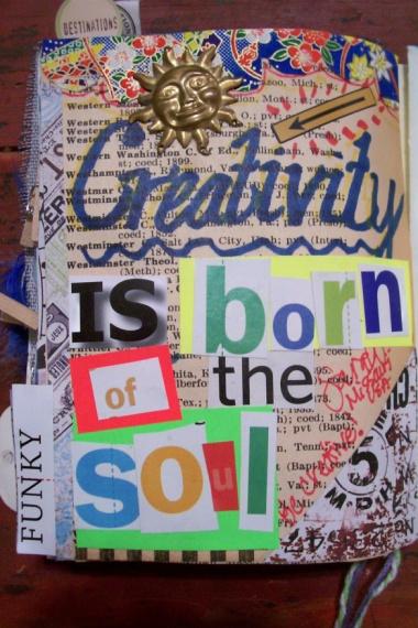 The Many Degrees of Creative Goodness | 6 Degrees of Creativity