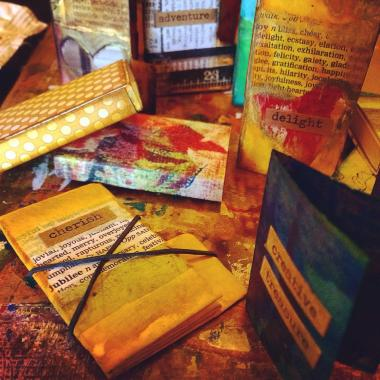 San Antonio Art Therapy Fun: Marketplace Creative Goodness | creativity in motion