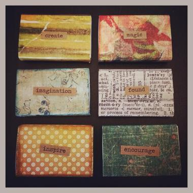 Matchbox Journals