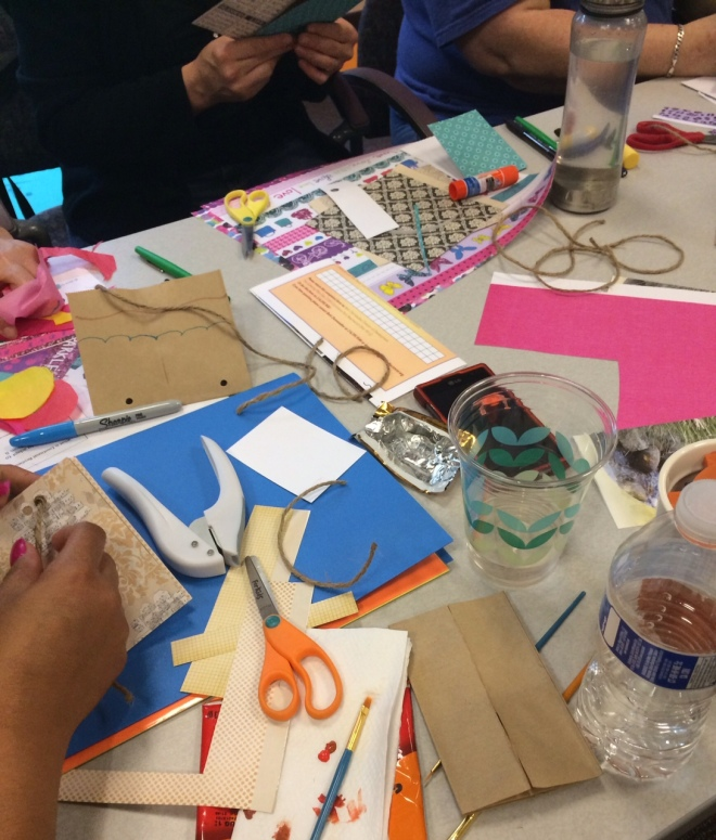 Journey to Resilience: Takeways & Creative Offerings | creativity in motion