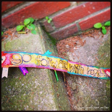 Ribbons of Hope: a Collaborative Community Art Project for Ferguson, Missouri   creativity in motion