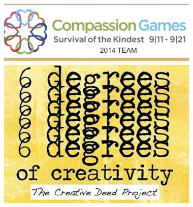 2014 Compassion Games: The Creative Deed Team | creativity in motion