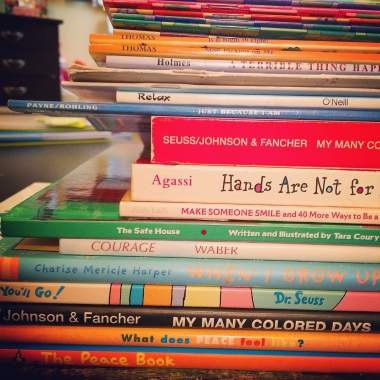Children's Story Books for Trauma Informed Work & Art Making | creativity in motion