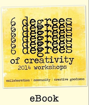 6 Degrees of Creativity eBook Now Available!