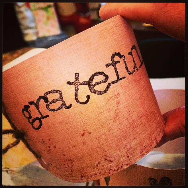 Garland of Gratitude | creativity in motion