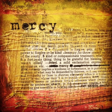 Mercy | creativity in motion