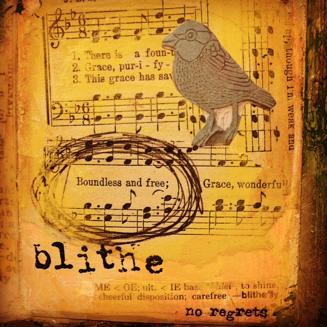 Blithe | creativity in motion