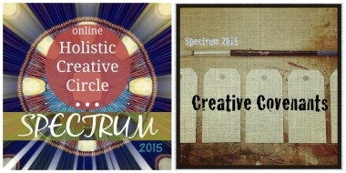 Online Holistic Creative Circle-Spectrum 2015 | creativity in motion