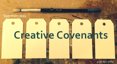 Creative Covenants | creativity in motion