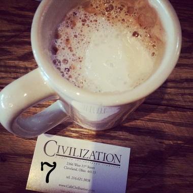 Hot Chocolate Adventures in Cleveland | creativity in motion
