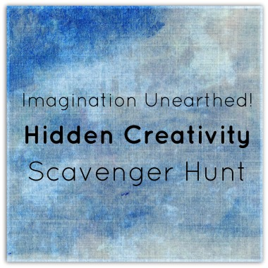 Imagination Unearthed: Hidden Creativity Scavenger Hunt | creativity in motion