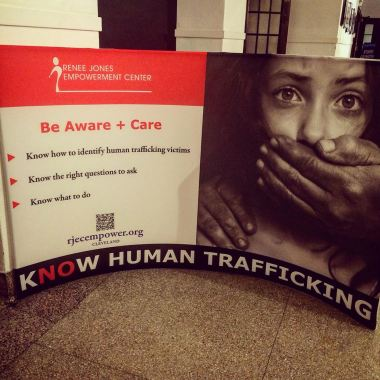 Awareness, Prevention, & Recovery Made Visible: 2015 NE Ohio Human Trafficking Symposium, Project Red Cord, & Teen Summit | creativity in motion