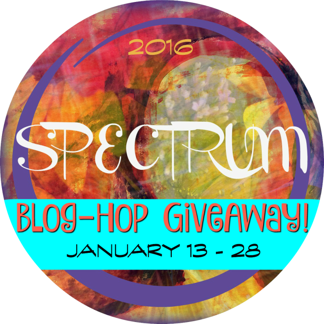 Spectrum Blog Hop Giveaway!