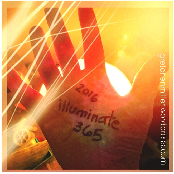 Illuminate 2016 | creativity in motion