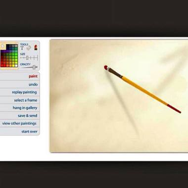 Exploring Internet Based Platforms with Digital Art-based Approaches | creativity in motion