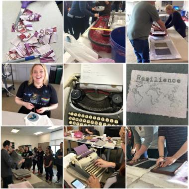 Make Paper, Make Peace | creativity in motion