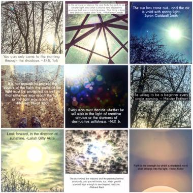 Illuminate 365 Awakening & Renewal Photo Roundup | creativity in motion