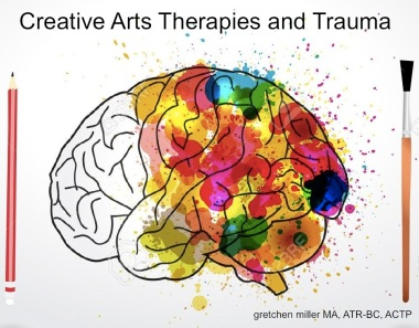 how to become a creative therapist